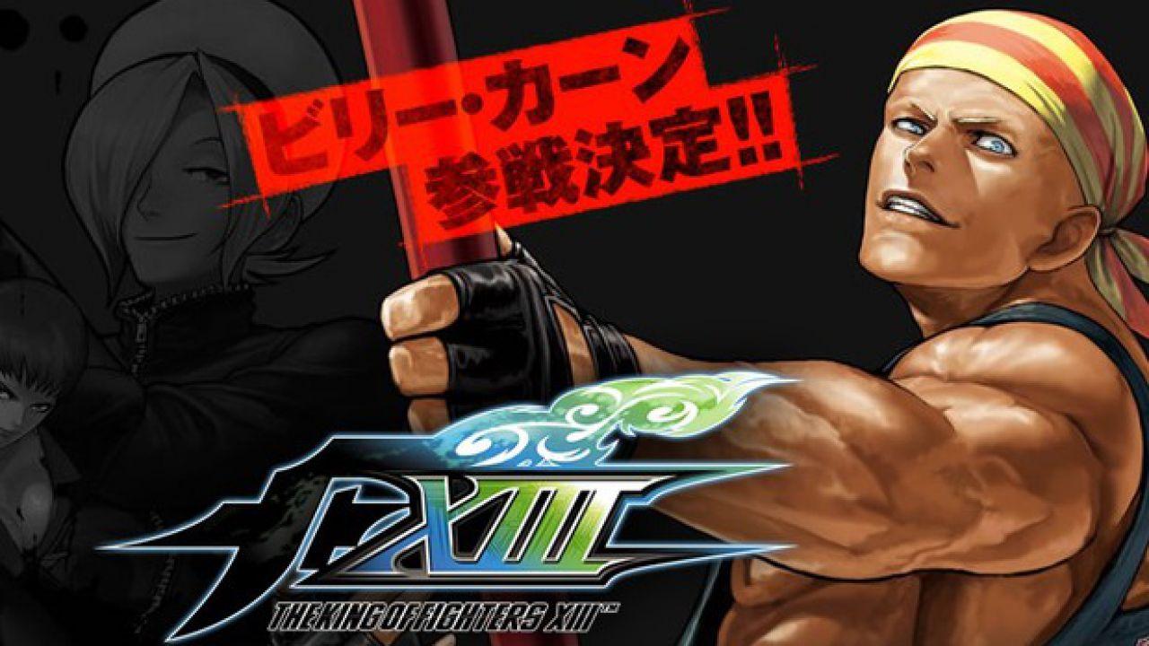 The King of Fighters XIII: disponibile una demo su Xbox Live