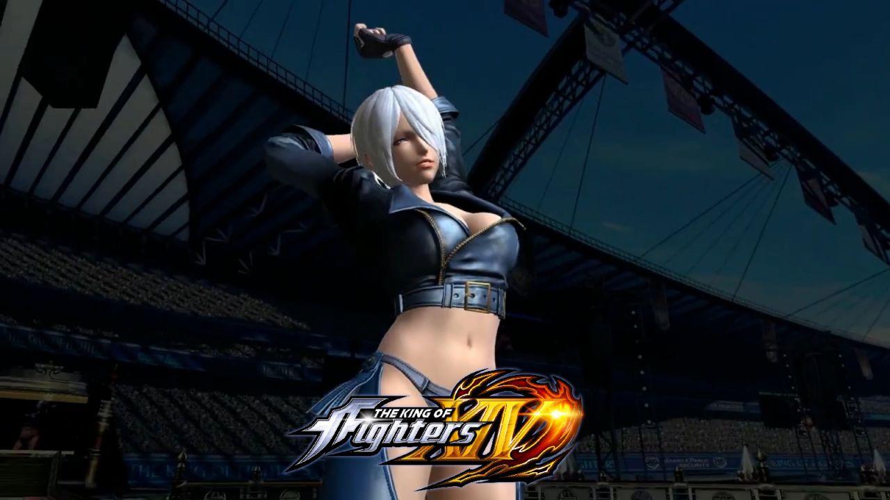 The King of Fighters XIV avrà una demo