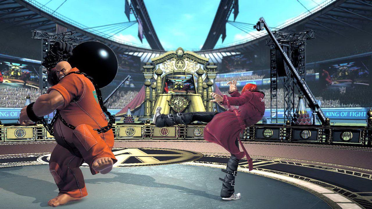 The King of Fighters XIV: un leak svela tutti i lottatori del gioco