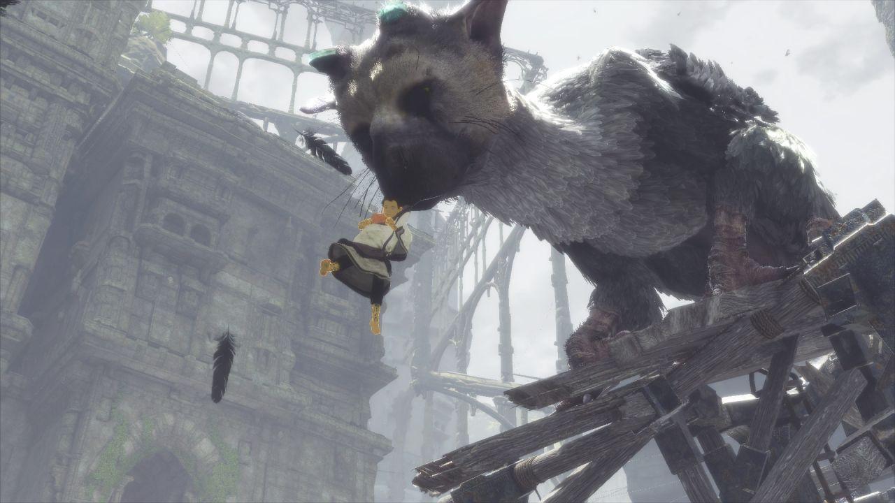 The Last Guardian: 18 minuti di gameplay dalla demo del TGS