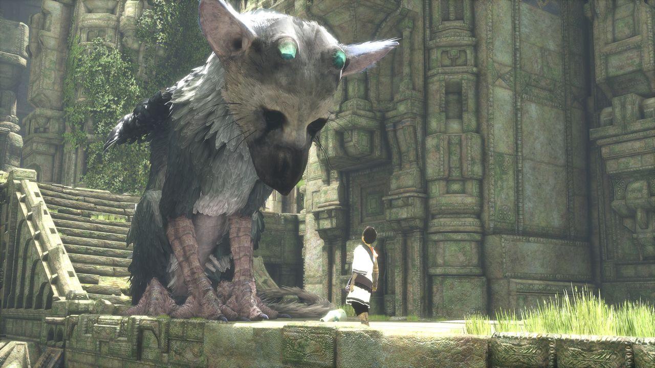 The Last Guardian: Fumito Ueda rivela dettagli su enigmi, esplorazione e combat system