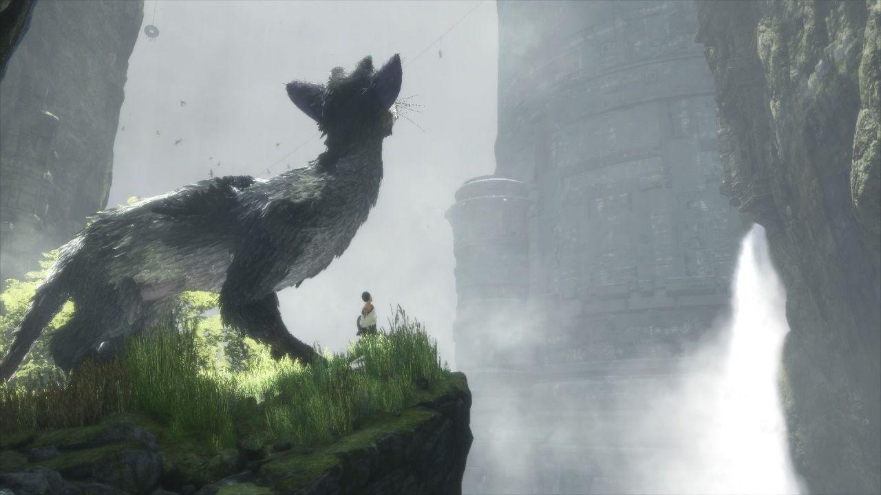 The Last Guardian: pubblicati nuovi screenshot