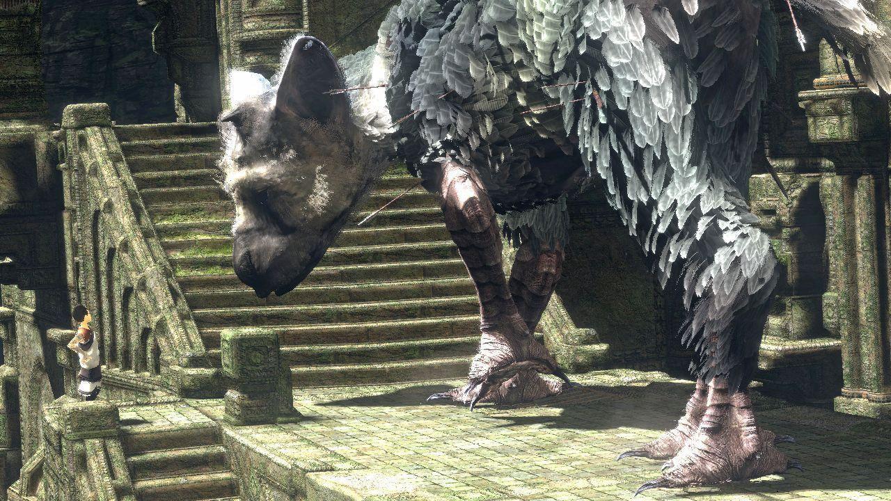 The Last Guardian torna a mostrarsi nel trailer del GameStop Expo