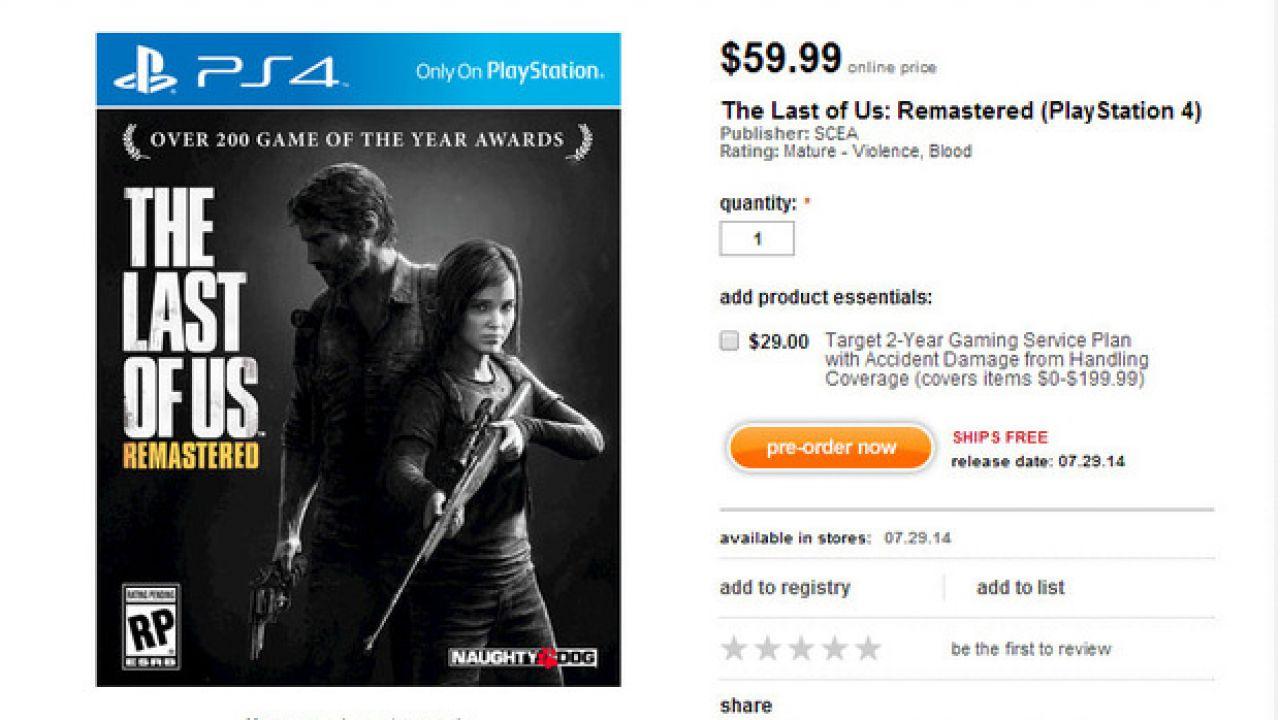 The Last of Us: annunciata l'offerta del Season Pass
