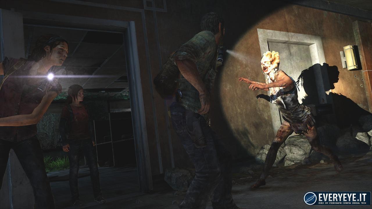 The Last of Us Remastered, ecco le prime immagini