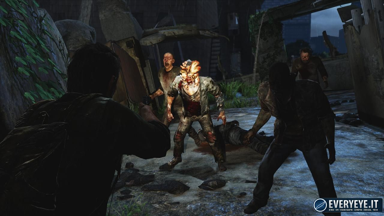 The Last of Us Remastered non supporterà il cross-play