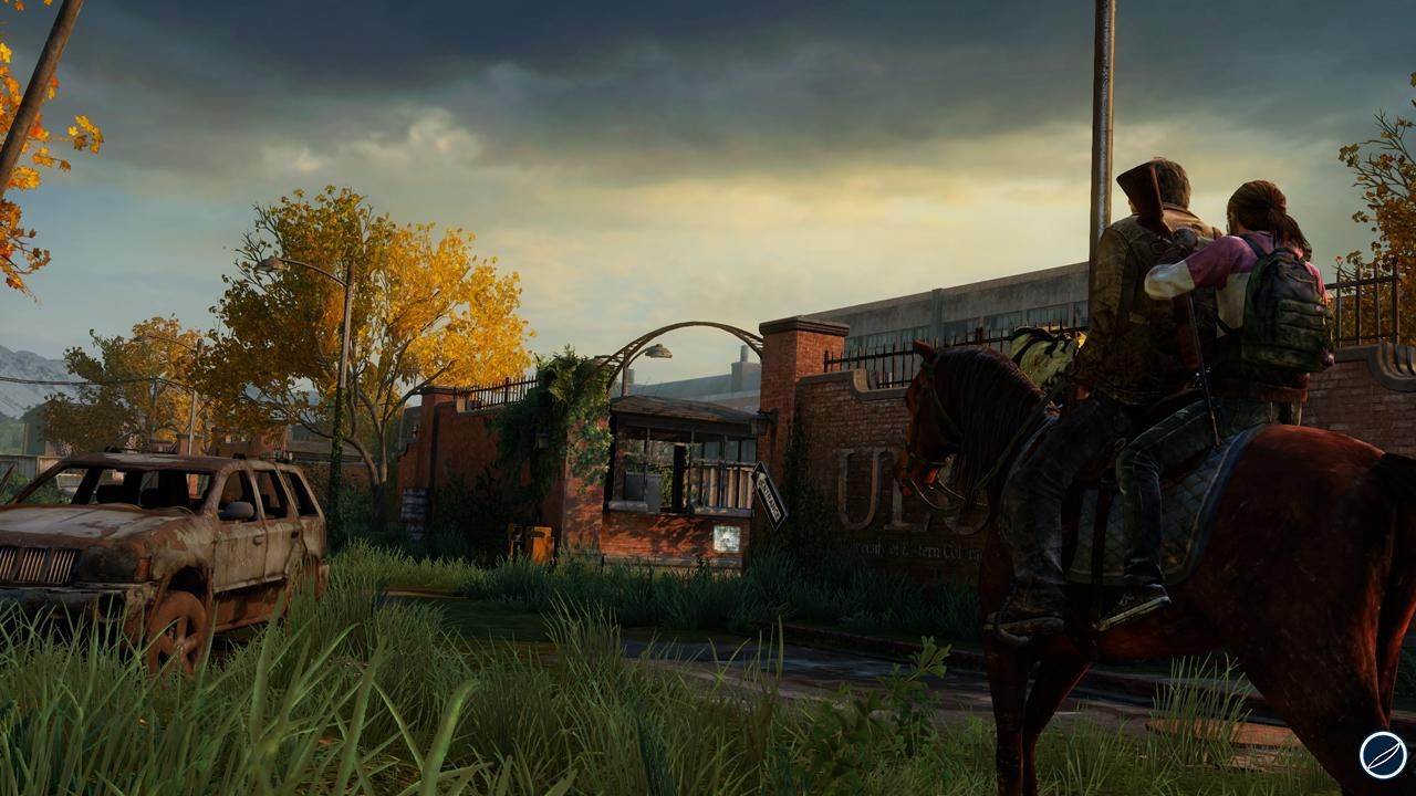 The Last of Us Remastered: screenshot tratti dai menu