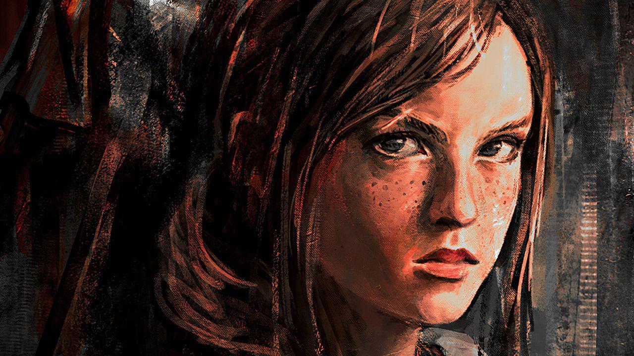 The Last of Us Serie TV: Pedro Pascal e Bella Ramsey risplendono nel poster di Alice Zhang