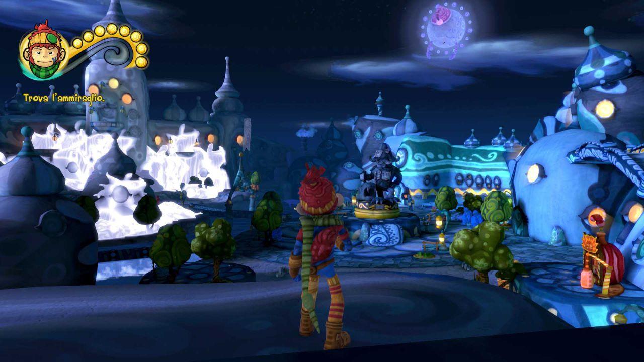 The Last Tinker: City of Colors, video gameplay da quasi 50 minuti della versione PS4