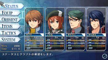 The Legend of Heroes: Ao no Kiseki Evolution - disponibile la demo giapponese