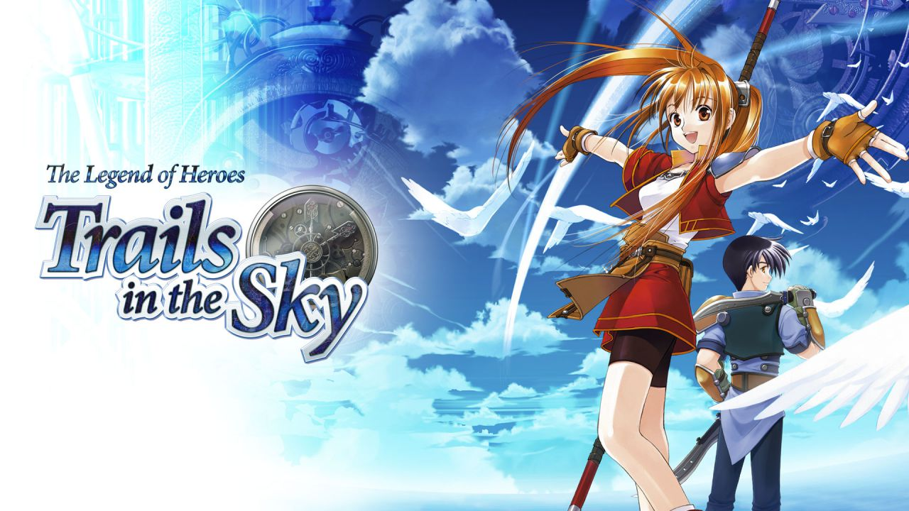 The Legend of Heroes: Trails in the Sky è la nuova offerta di Steam
