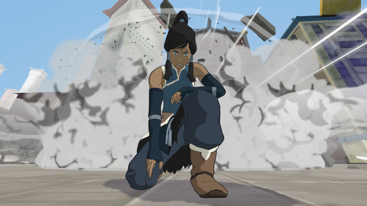 The Legend of Korra in nuove immagini