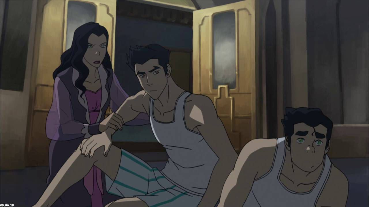 The Legend of Korra: primo video gameplay