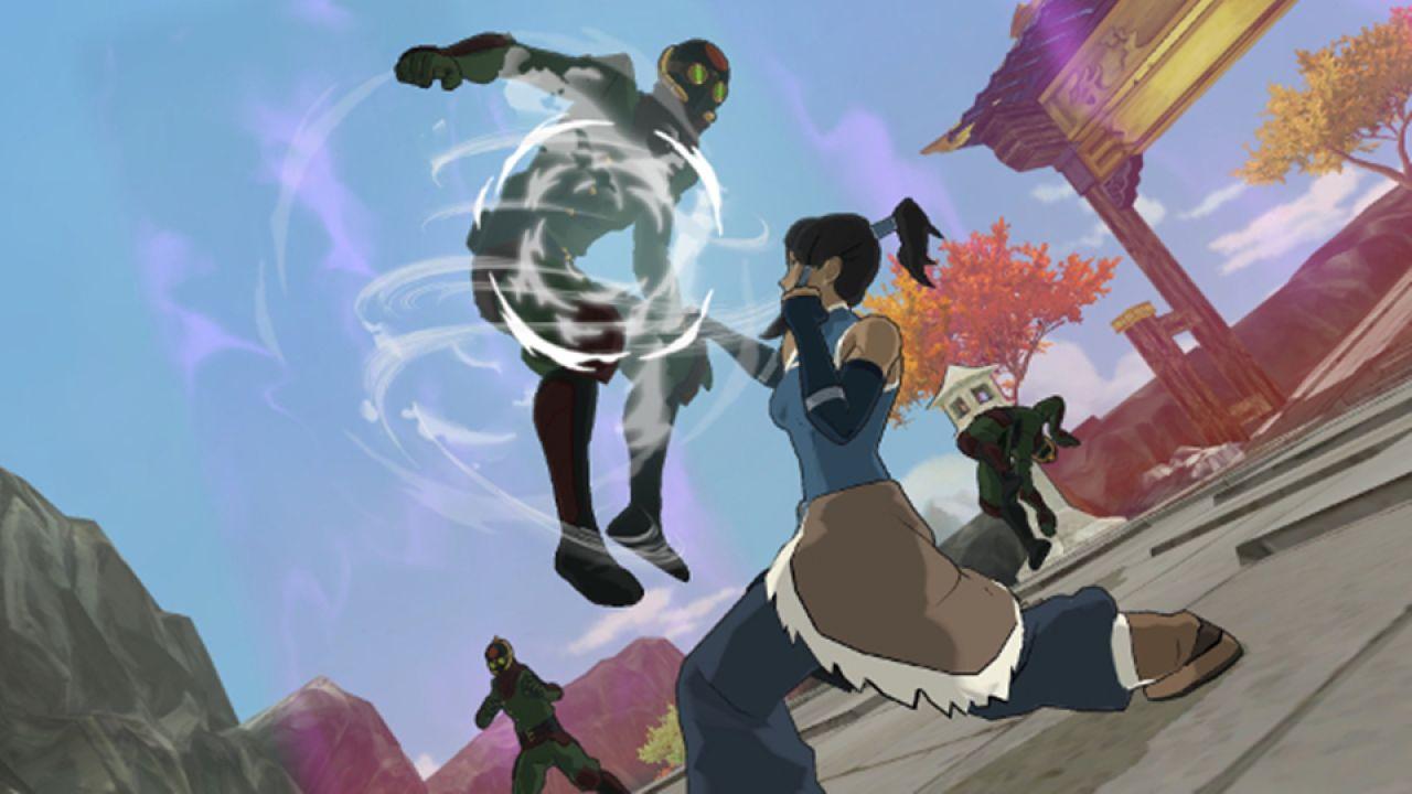 The Legend of Korra: pubblicate le prime immagini