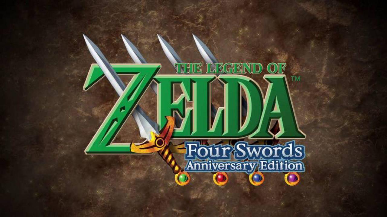 The Legend of Zelda : 4 Sword Anniversary Edition gratis sull'eShop statunitense