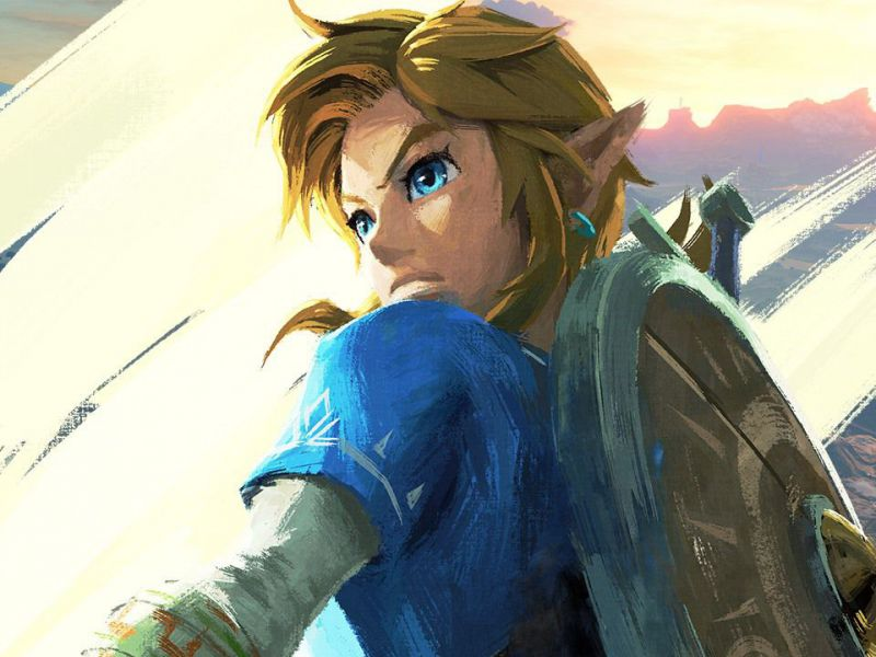 The legend of Zelda Breath of the Wild 2: launch window revealed by a retailer?