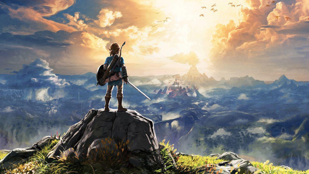 The Legend of Zelda Breath of the Wild 2: vendite per 40 milioni di copie, per analista