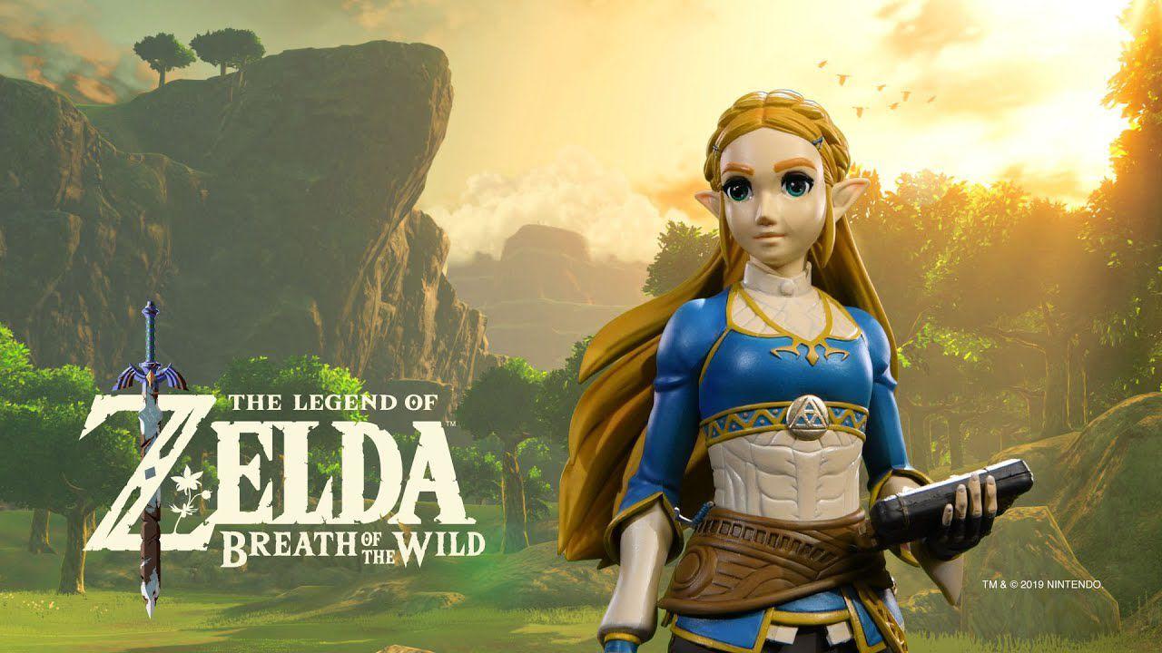 The Legend of Zelda: Breath of the Wild, la fan Misaki crea il suo cosplay su Zelda