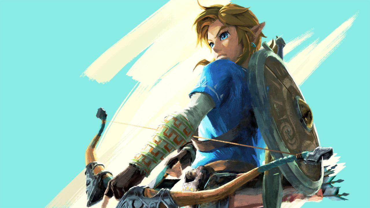 The Legend of Zelda Breath of the Wild è il gioco più citato sui social network