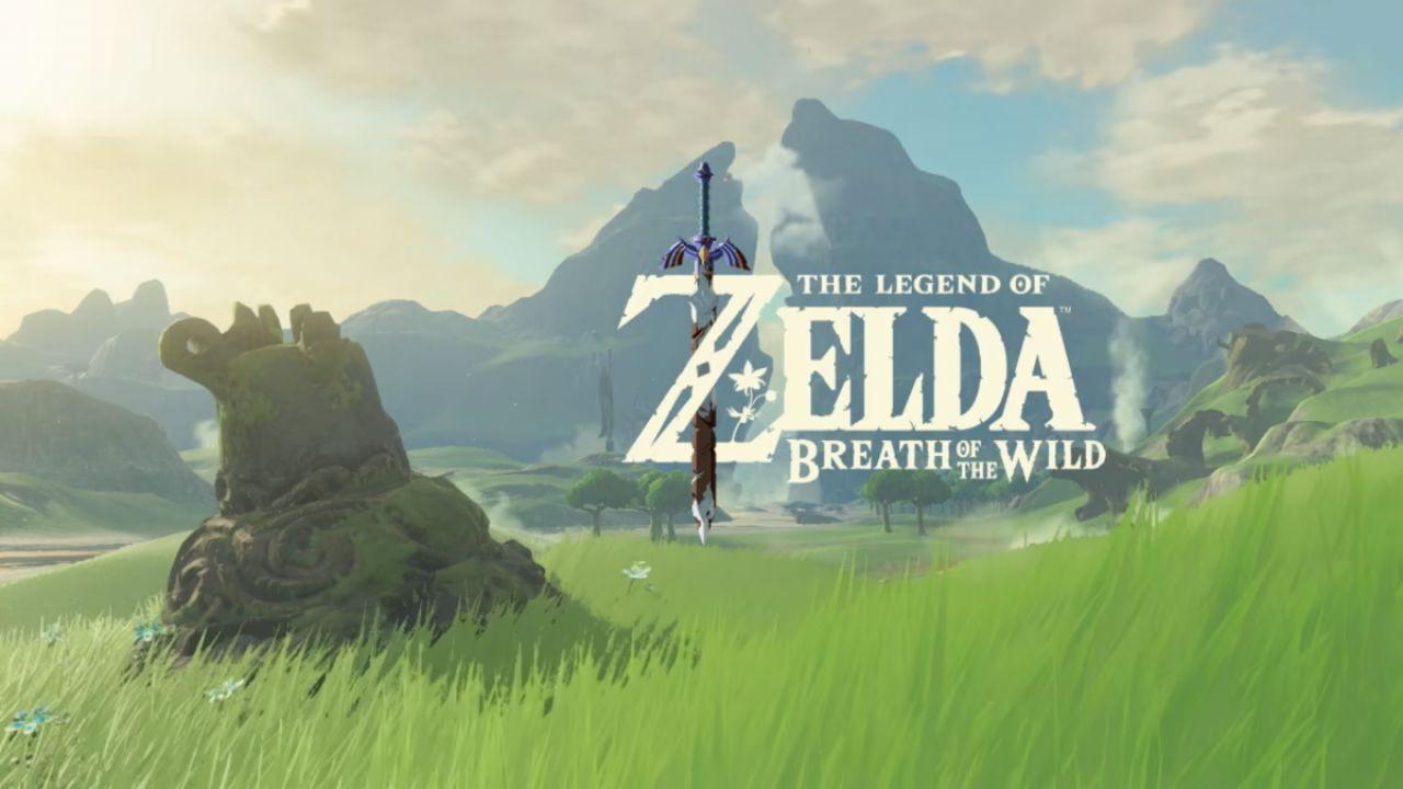 The Legend of Zelda Breath of the Wild: per la prima volta, alcuni personaggi saranno doppiati