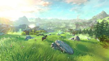 The Legend of Zelda: Breath of the Wild: le similitudini con il gioco originale