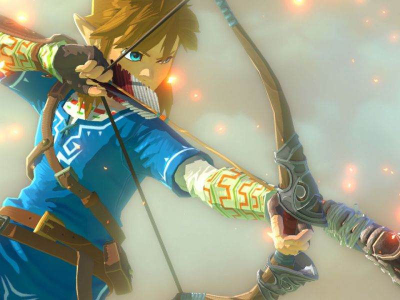 The Legend of Zelda: Breath of the Wild ha venduto quasi 4 milioni di copie