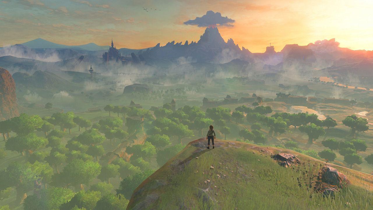 The Legend of Zelda Breath of the Wild: le versioni NX e WiiU sono uguali