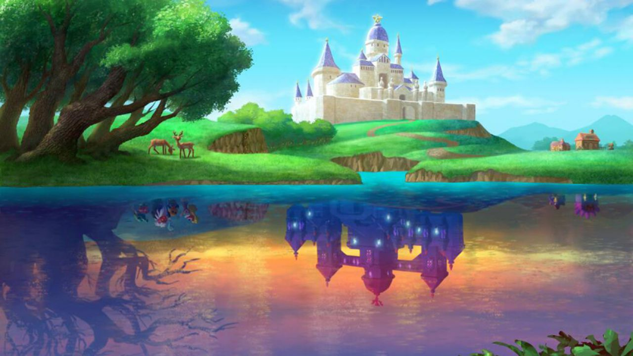 The Legend of Zelda: A Link Between Worlds - alcuni enigmi sono stati rivisti per il 2DS