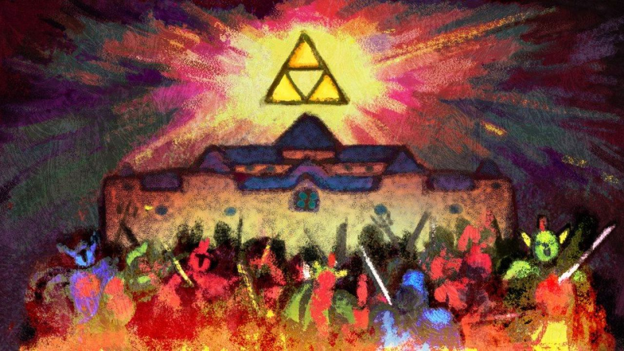 The Legend of Zelda: A Link Between Worlds, rilasciati nuovi screenshot ed artwork