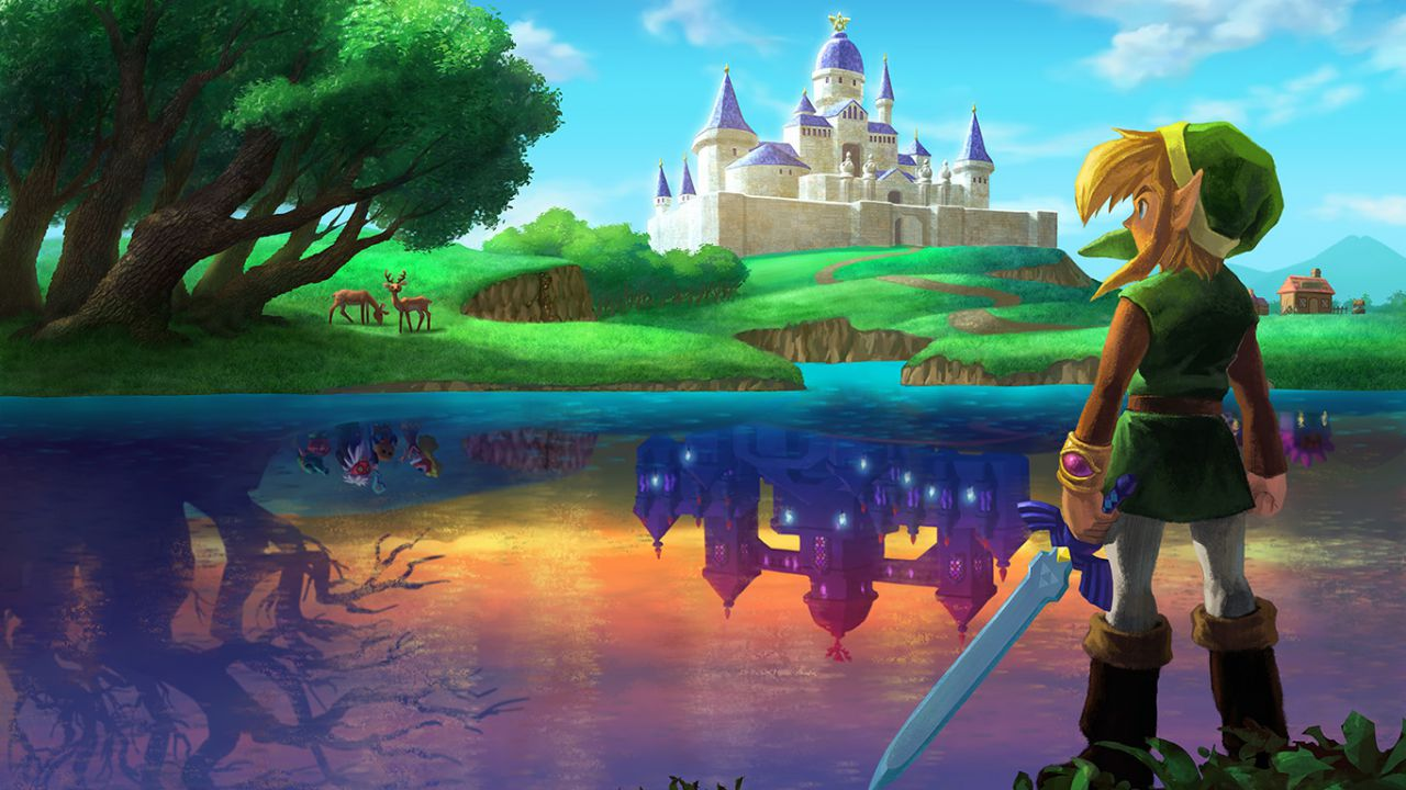 The Legend of Zelda: Link debutta su Google Maps