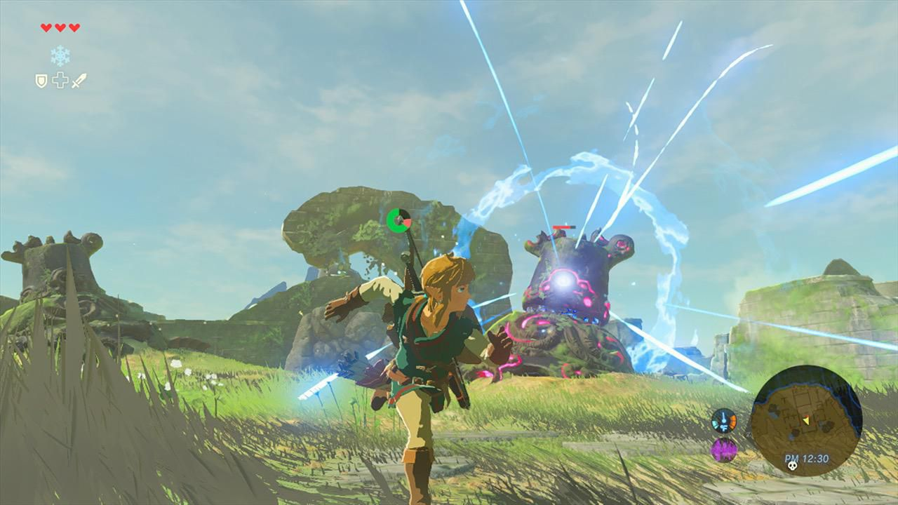 The Legend of Zelda: Link potrà indossare abiti di vario genere