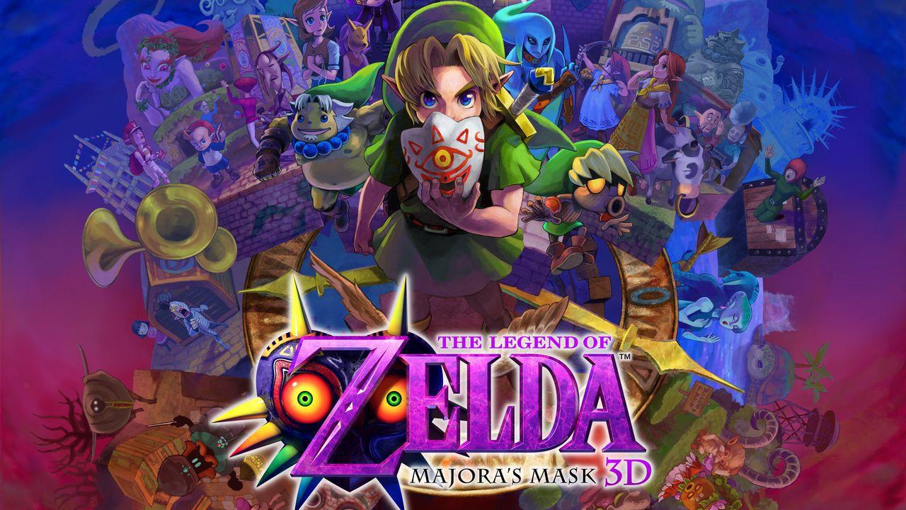 The Legend of Zelda Majora's Mask 3D ha venduto oltre 230.000 copie al lancio in Giappone