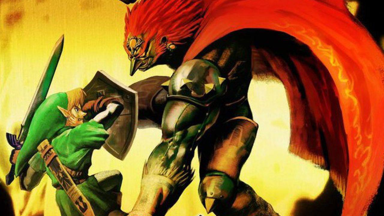 The Legend of Zelda: Ocarina of Time 3D a soli 29,99€ sull'eShop per una settimana
