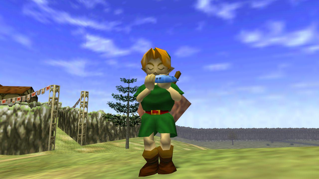 The Legend of Zelda Ocarina of Time arriva sulla Virtual Console Wii U la prossima settimana