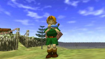 The Legend of Zelda Ocarina of Time: il Tempio del Tempo riprodotto con l'Unreal Engine 4