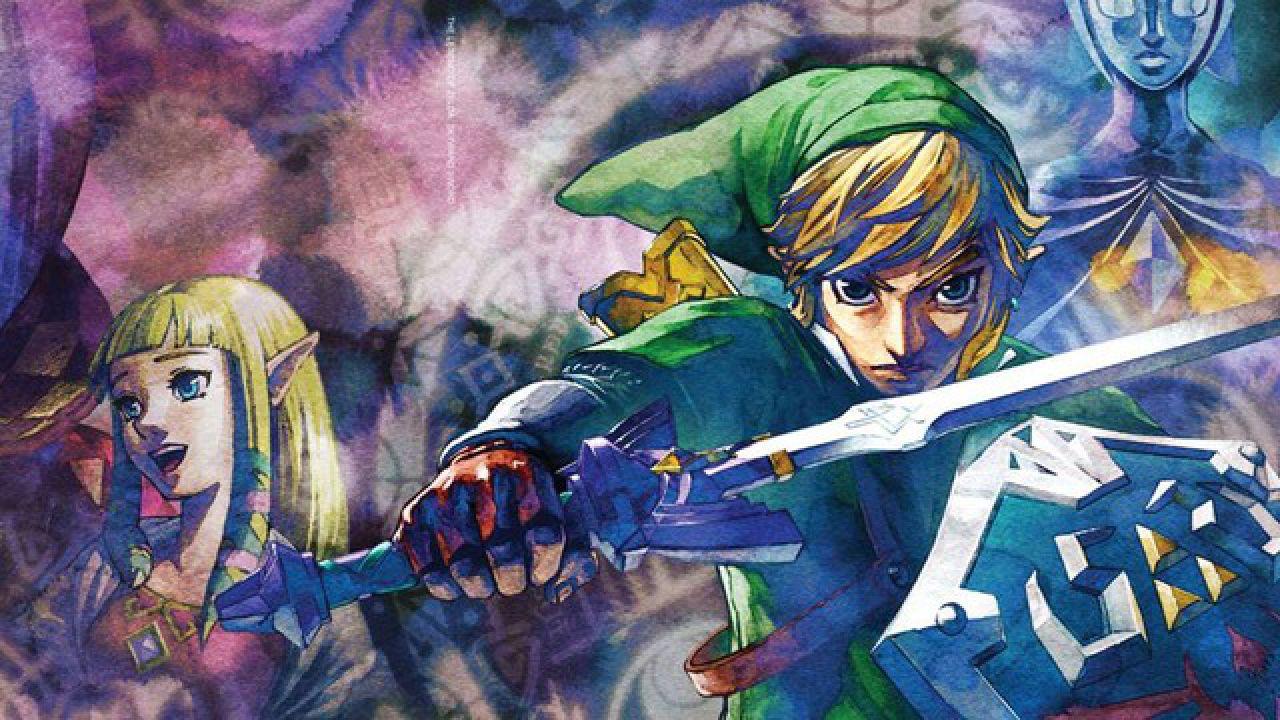 The Legend of Zelda Skyward Sword: un fumetto da Penny Arcade