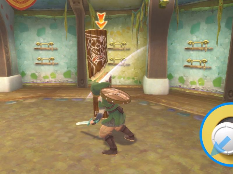 The Legend of Zelda Skyward Sword HD: how do the controls work?