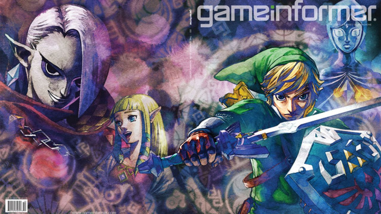 The Legend of Zelda Skyward Sword: video dai cieli di Skyloft