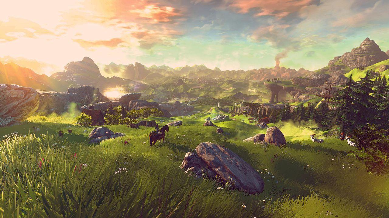 The Legend of Zelda sorprenderà gli appassionati