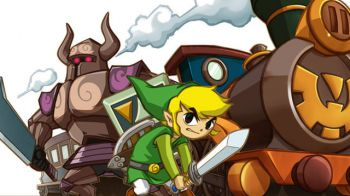 The Legend of Zelda: Spirit Tracks da domani nei negozi