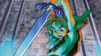 The Legend of Zelda: The Minish Cap  - trailer di lancio della versione Wii U
