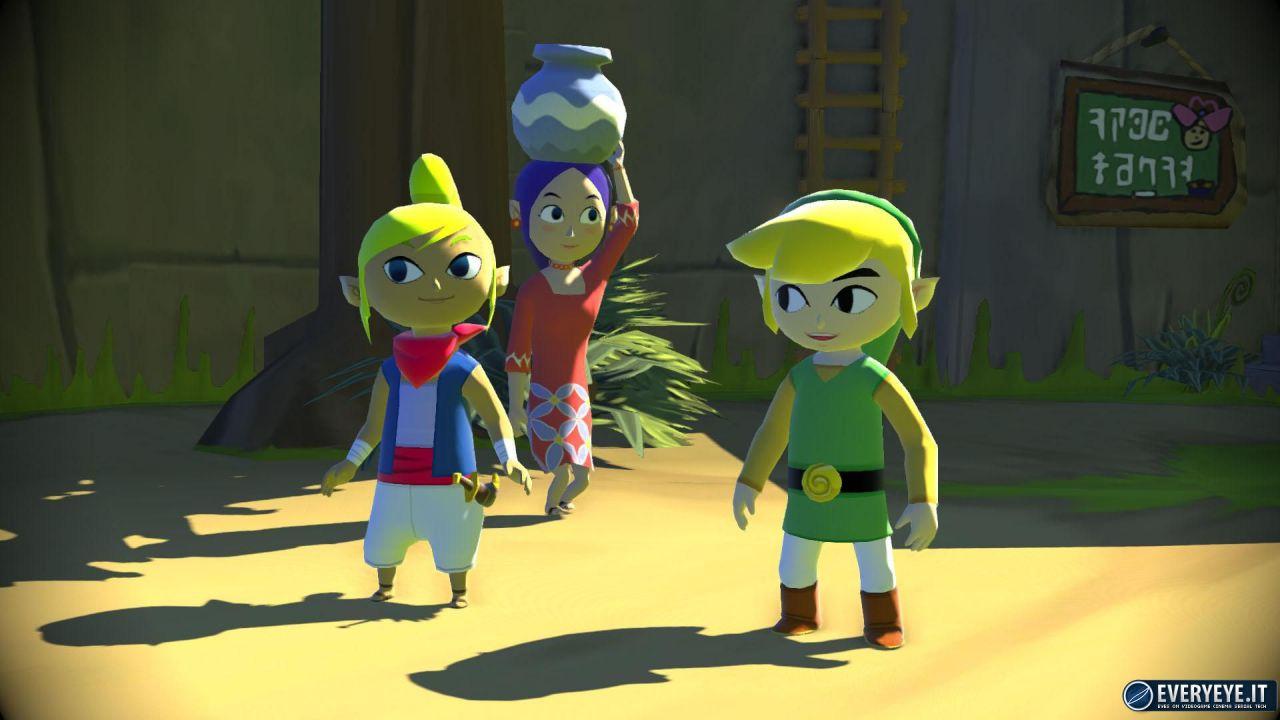 The Legend of Zelda: The Wind Waker giocato con Oculus Rift