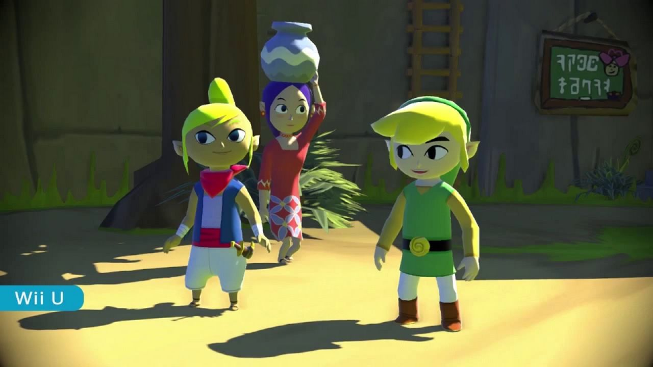 The Legend of Zelda: The Wind Waker HD, confermata la data di lancio
