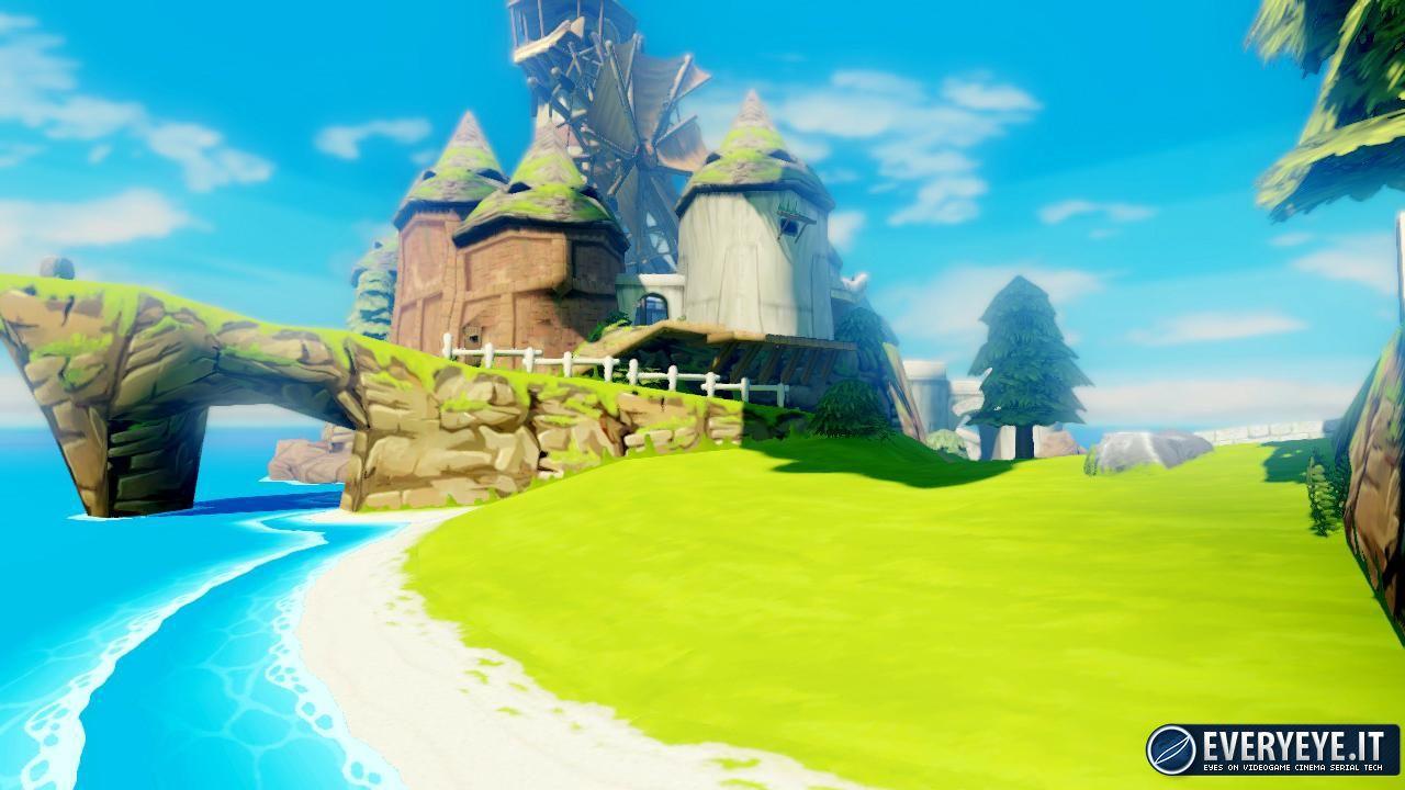 The Legend of Zelda: The Wind Waker HD - due immagini per la limited edition