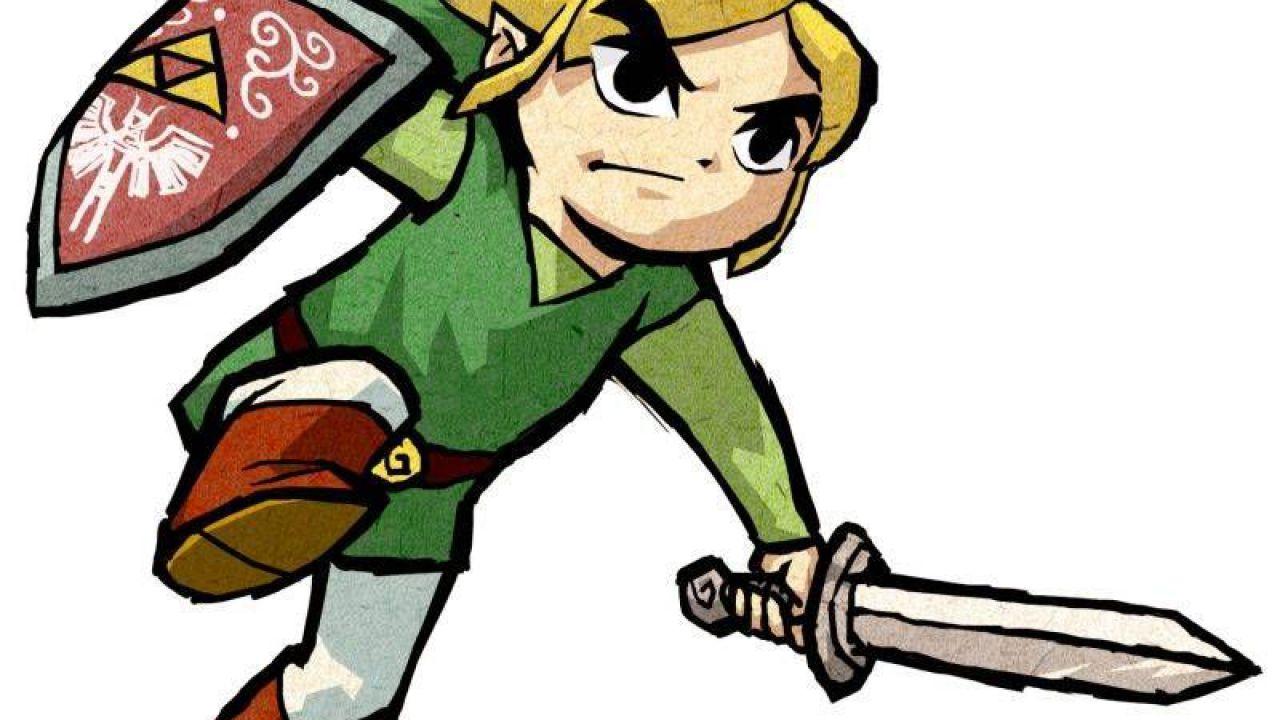 The Legend of Zelda: The Wind Waker HD - mostrata la copertina giapponese
