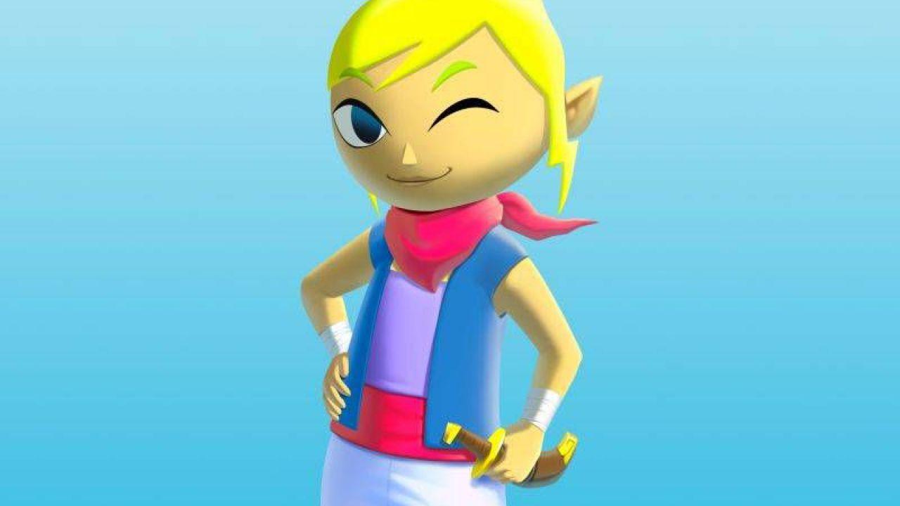 The Legend of Zelda: The Wind Waker HD: Nintendo apre un teaser site