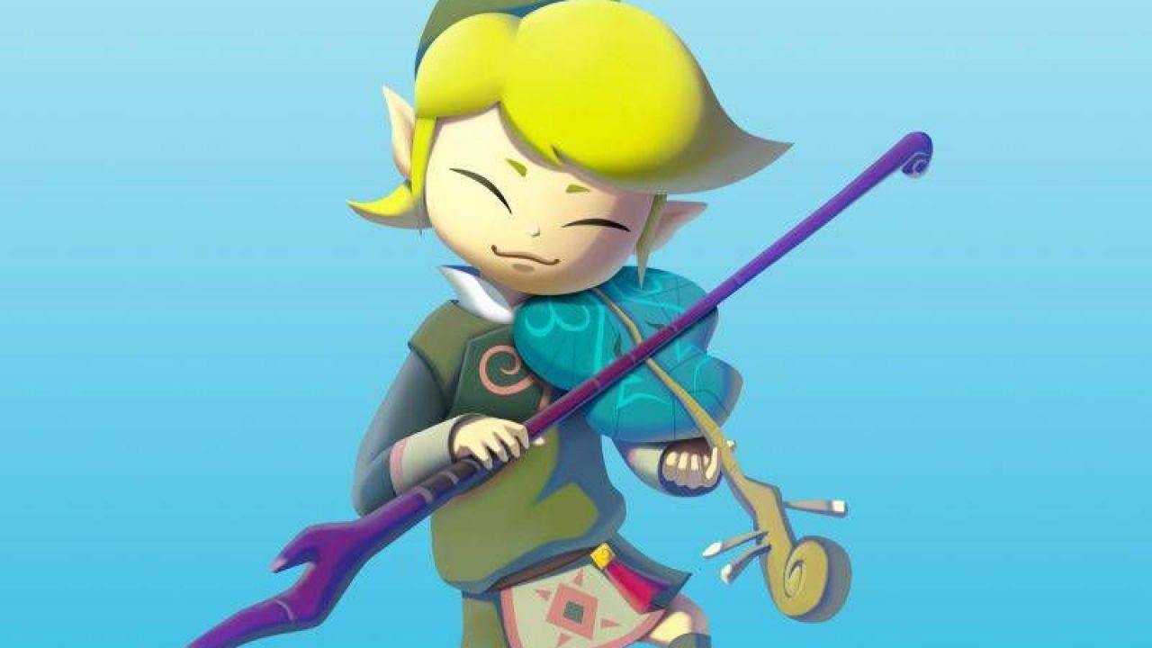 The Legend of Zelda: The Wind Waker HD sarà un banco di prova per il prossimo capitolo per Wii U