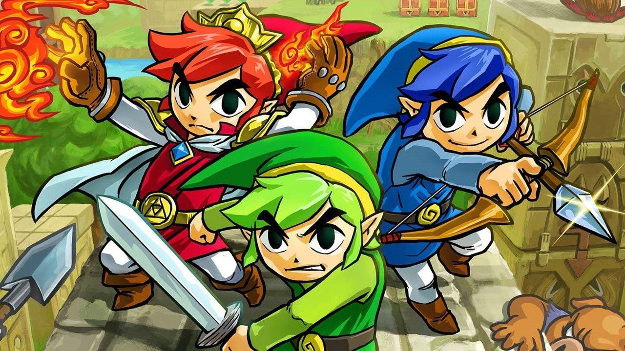 The Legend of Zelda Tri Force Heroes: l'ultimo aggiornamento introduce i punti eroe