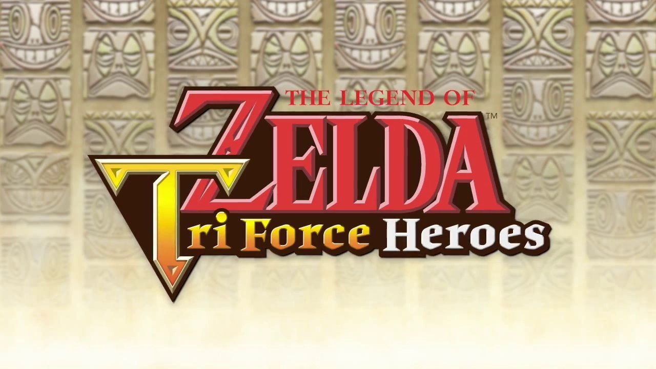 The Legend of Zelda Tri Force Heroes: video gameplay single player