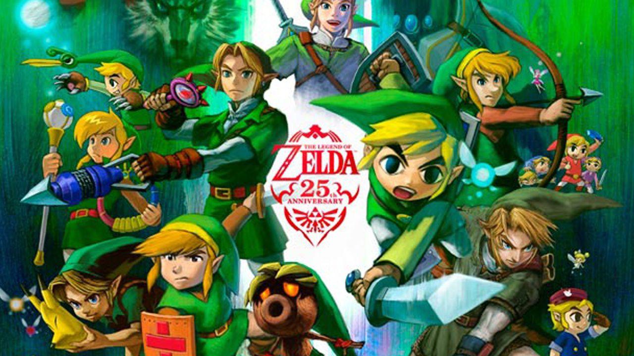 The Legend of Zelda TriForce Heroes non fa parte della timeline della serie